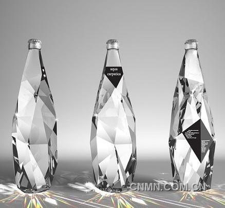 米兰设计师概念包装设计:钻石酒瓶趣图-有色金属新闻