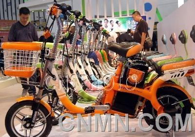 江苏国际自行车电动车及零部件交易会开幕