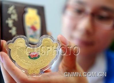 黄金鸳鸯锁北京上市