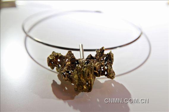 金属艺术品闪耀北京国际设计周系列报道 之 国际首饰艺术展中的金属艺