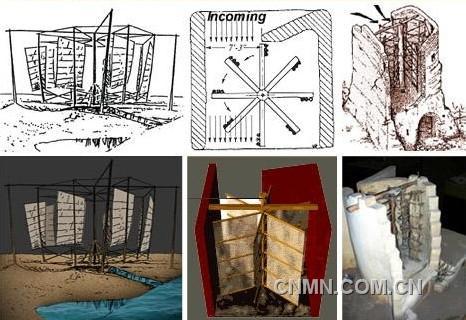 风车制作步骤图 图解