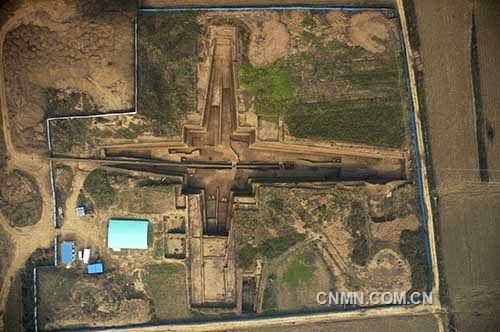 西安高校皆古墓派:秦始皇祖母埋在财院