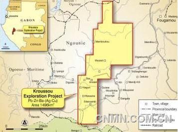 非洲发现高品位锌和铅