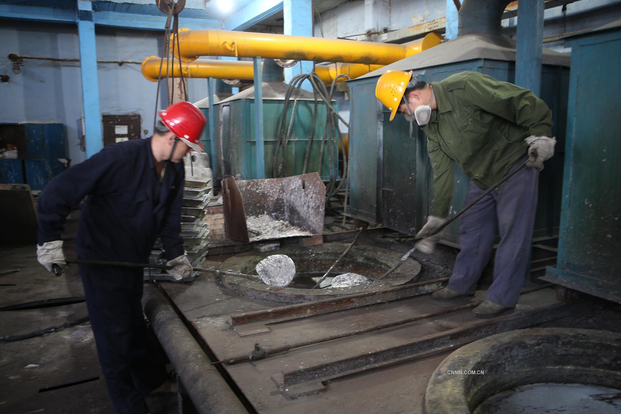 葫芦岛有色b号锌替代精锌生产精铋工艺取得成功