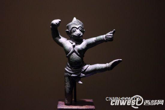 孙悟空是印度猴神?