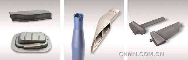 舒勒推出新型钛零部件压力机用于航空航天工业