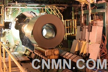 普锐特冶金技术为日照钢铁提供的阿维迪ESP线生产出首卷超薄热轧带钢