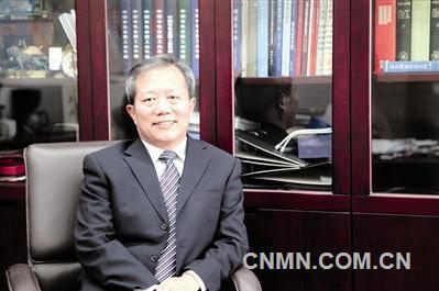 北京矿冶研究总院院长蒋开喜