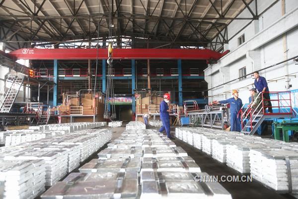 葫芦岛有色99.997%精锌产出率大幅提升