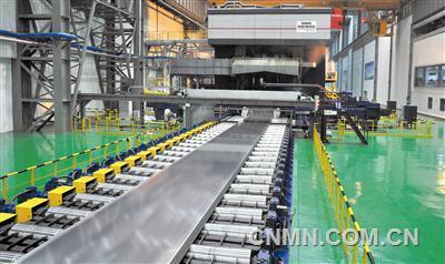 南山铝业:中国铝加工的领跑者