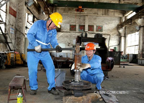 安庆铜矿:技术改造降隐患