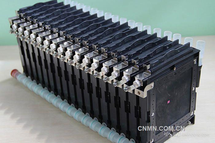国内首条动力锂电池回收生产线正式建成