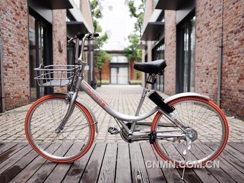 摩拜单车车锁结构
