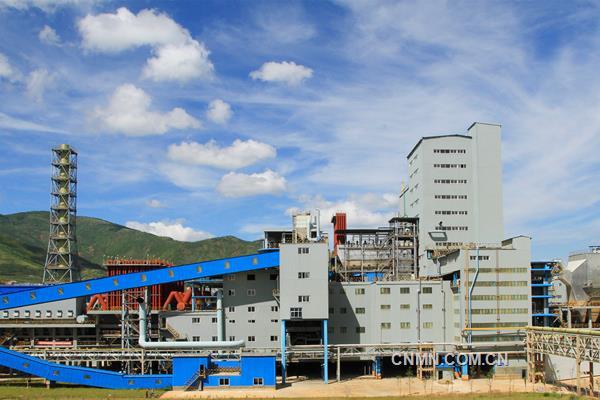 驰宏锌锗会泽16万吨项目之还原炉工艺诞生记