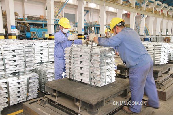 驰宏会冶锌厂高纯锌锭产量取得新突破