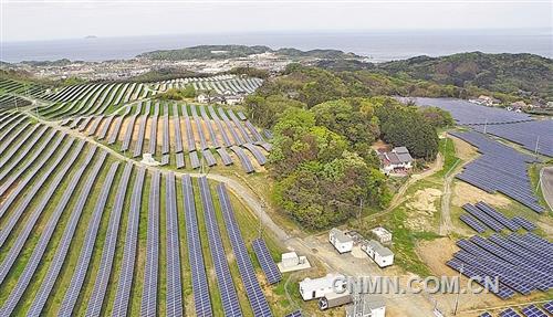 日本光伏电站用上中国制造