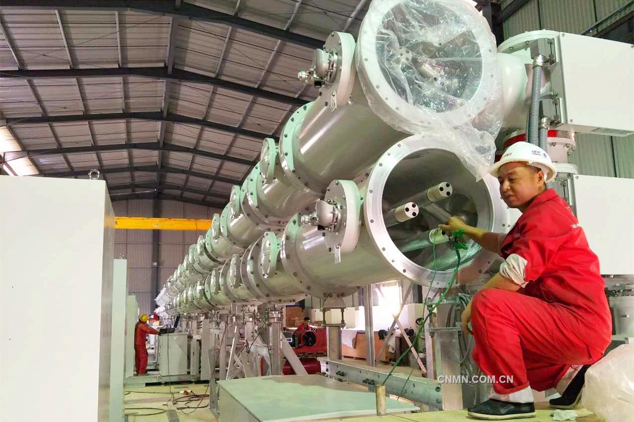 厄瓜多尔米拉多铜矿项目建设稳步推进