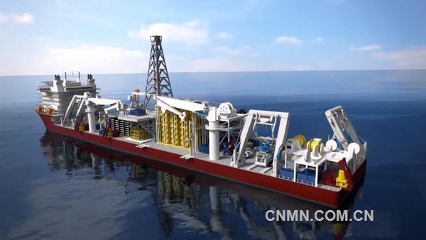 我国建造全球首艘深海采矿船 具2500米深海作业能力