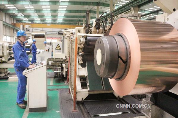 华中铜业高端产品开发取得新进展