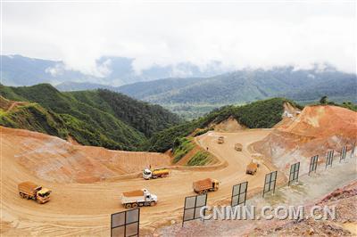 书写中厄矿业合作的崭新篇章——铜陵有色米拉多铜矿建设纪实