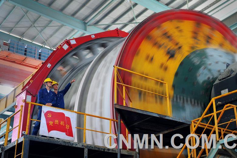 江铜新目标:世界矿业前五强