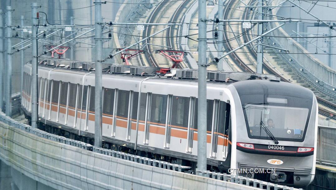 中铝萨帕倾力打造重庆地铁车身材料