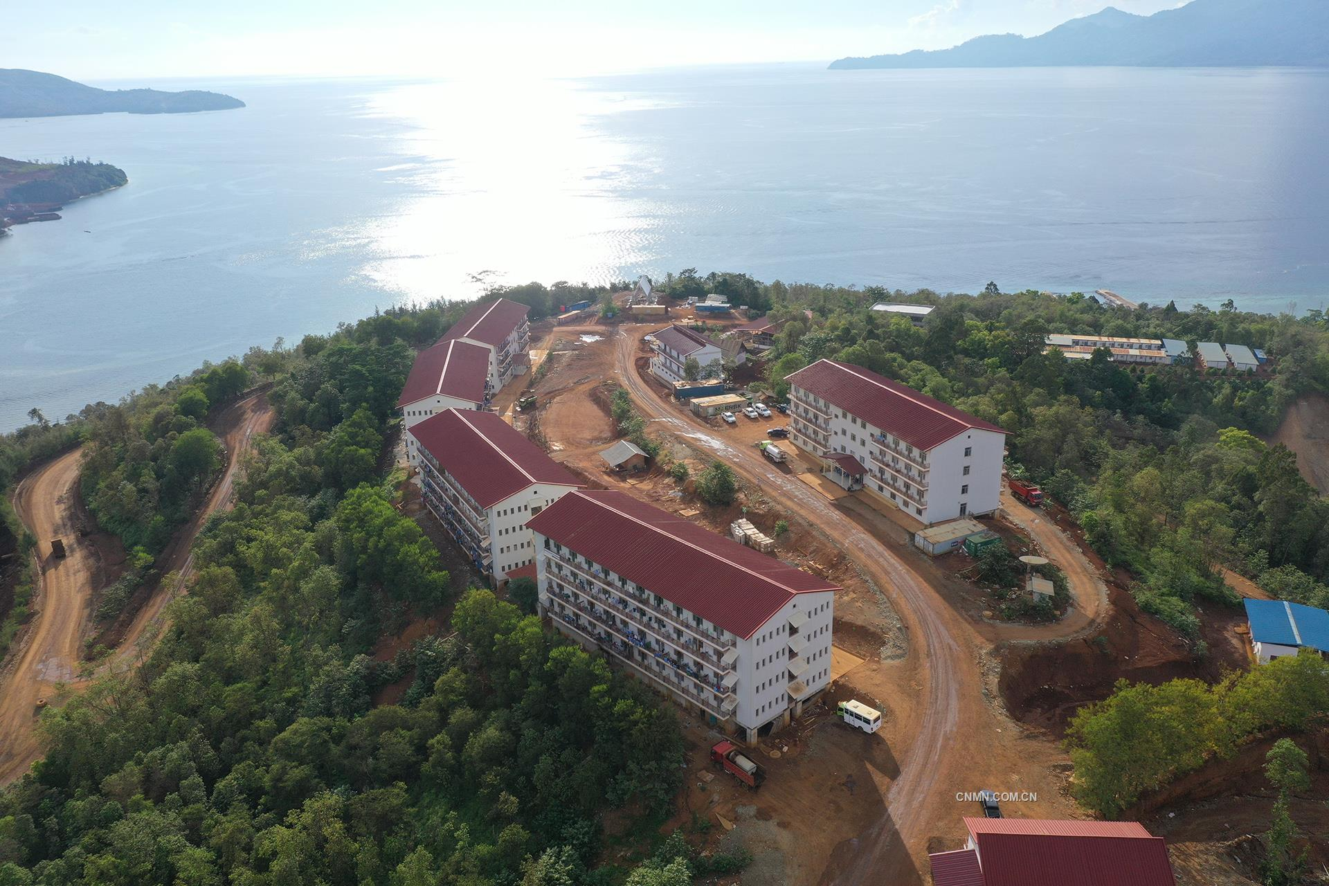 印尼金川WP公司提早完成220万吨红土镍矿出口配额发卖义务