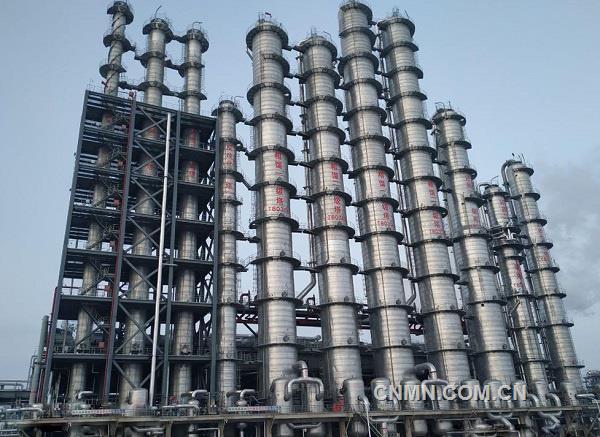 世界单套产能最大多晶硅项目在中国试车一次成功