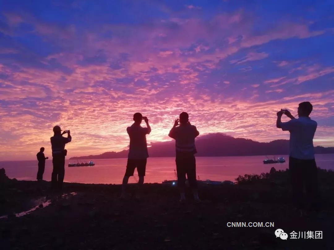 【金川故事】回想在印尼奥比岛的三年