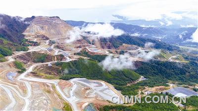 厄瓜多尔米拉多铜矿