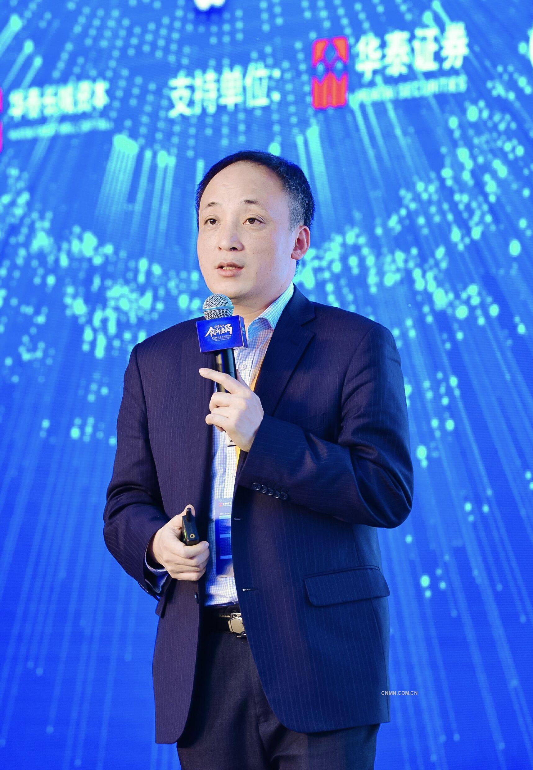 国务院发展研究中心金融研究所副所长 陈道富