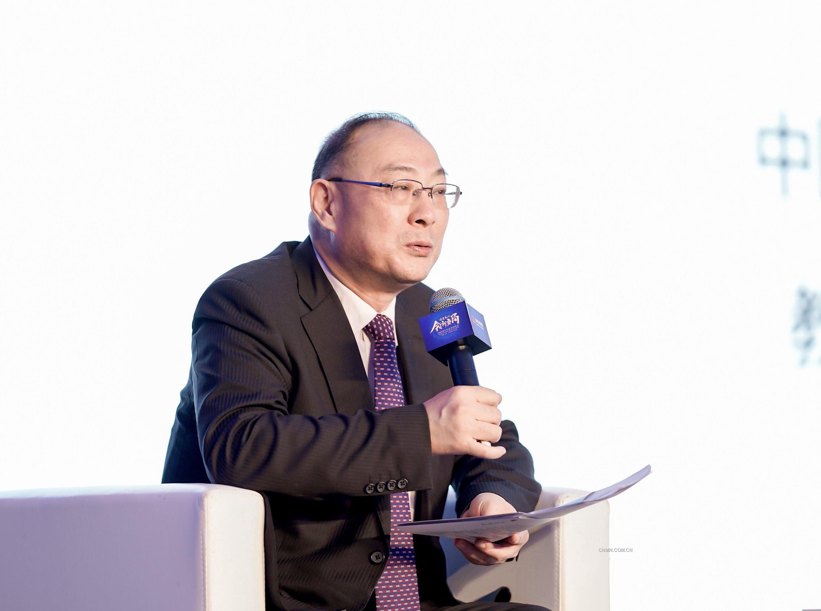 中国人民大学国际关系学院副院长、中国人民大学中国对外战略研究中心主任 金灿荣