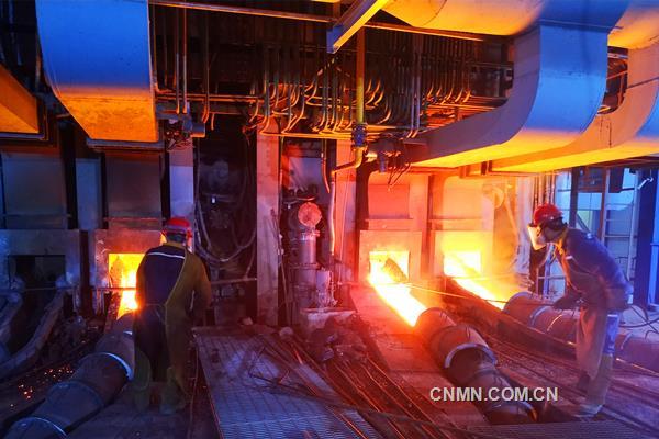 东南铜业:为达产达标�r候奋斗