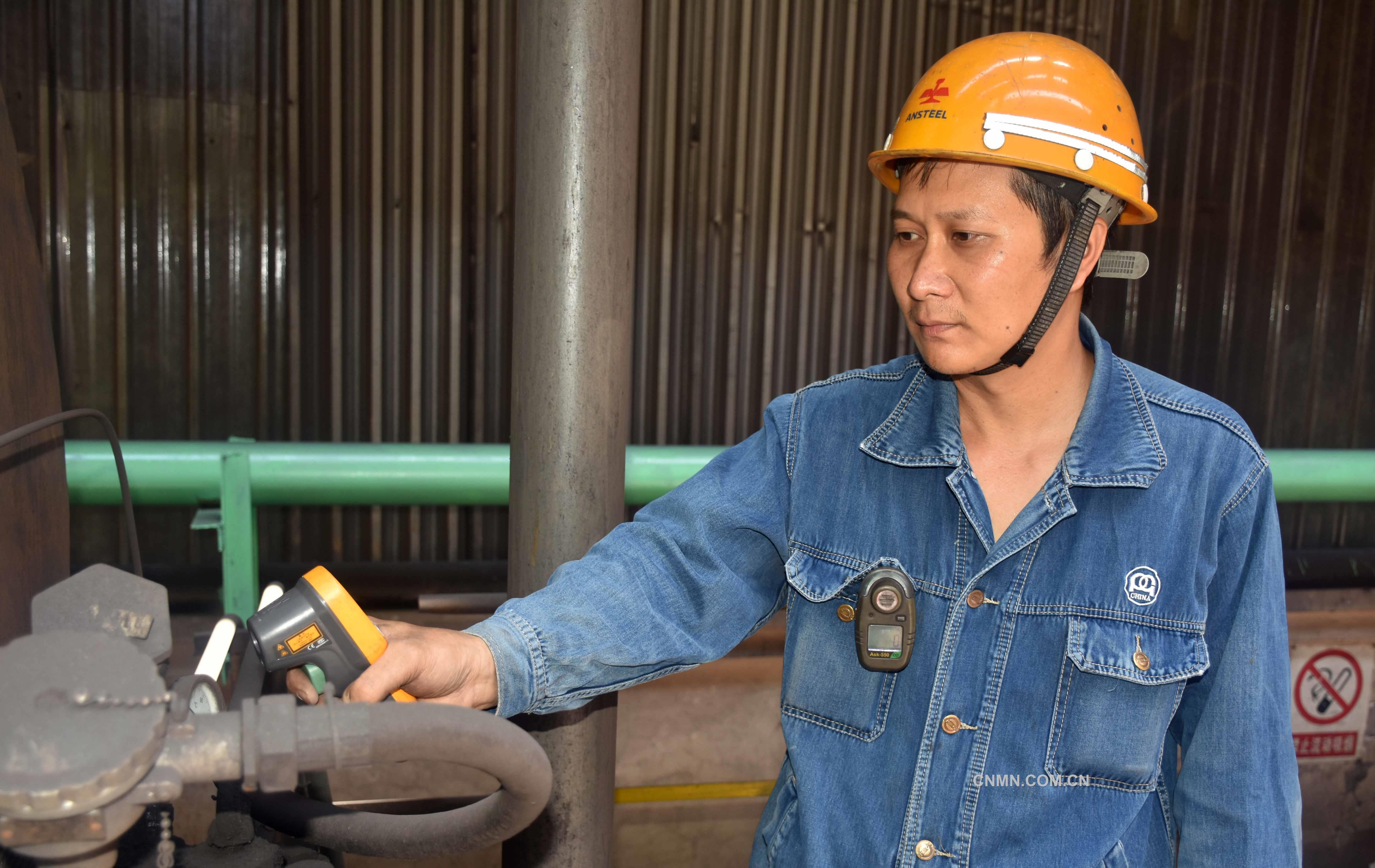 攀钢钛冶炼厂扎实安全生产月活动