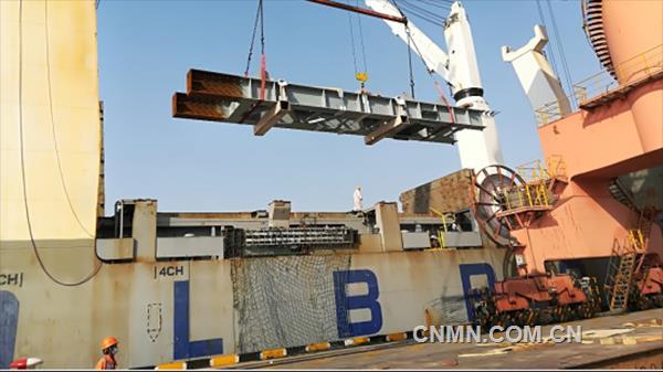 """紫金物流公司打通亚欧运输物流链 护航""""项目建设年"""""""