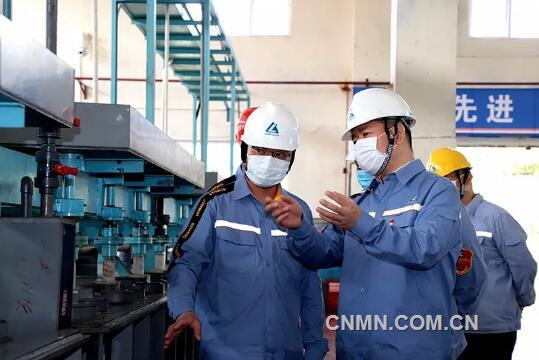 中铝集团:坚持新发展理念 完善市场化经营体制