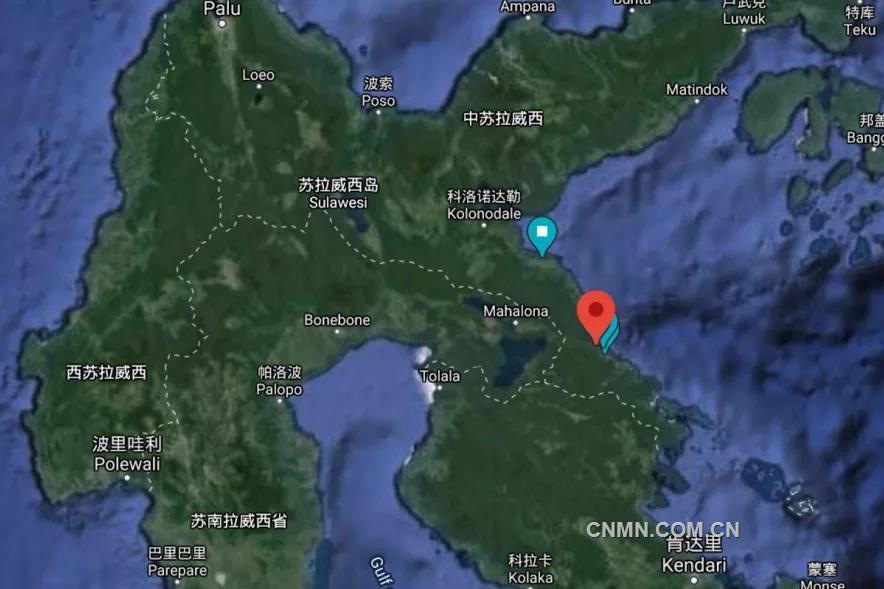 8月18日,中国能建葛洲坝国际公司与印尼PT.OTI EYA ABADI矿业公司签署印尼苏拉威西岛莫罗瓦利县红土镍矿开采与运输现汇项目合同,合同金额1.6亿美元,实现了公司矿业领域新突破和印尼市场滚动发展。