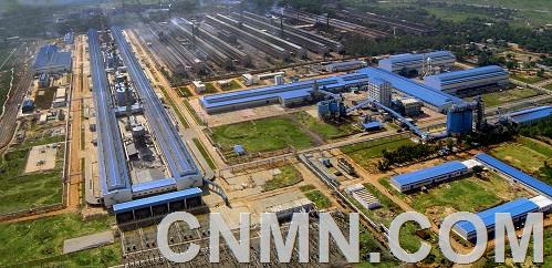 印度Balco 铝厂25万吨大型电解铝项目,贵阳院第一个海外技术输出项目,被评为改革开放30年中国有色金属工业最具影响力的30件大事之一