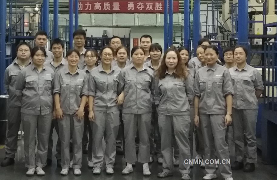 向上的力量——记中国五矿百强班组株硬钻头合金事业部合金一厂压制班