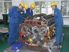 德铜成功大修首台康明斯新型发动机