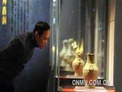 安徽铜陵博物馆展示3000年铜文化魅力