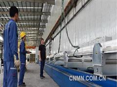 南车株机在桂省投产铝材精密加工项目