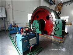 铜山口矿主井提升及溜破系统整体交付使用
