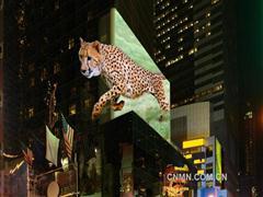 显示技术的巨人——3D广告牌