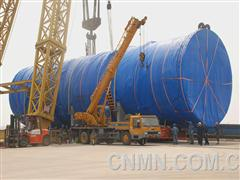 南京宝色大型PTA成套装置出口美国