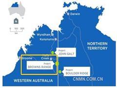 吉恩镍业注资两千万支持北方矿业澳北稀土项目