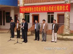广西龙州新翔生态铝业有限公司成立