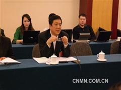 全国政协委员、中国电力投资集团公司总经理陆启洲参加经济界别小组讨论
