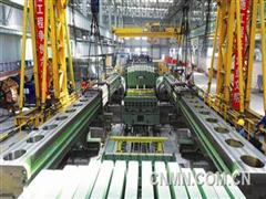 六冶机电东轻项目刷新多项施工纪录