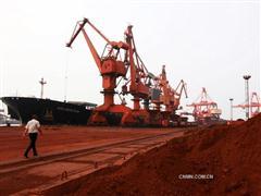 中国向美日出口稀土量大幅增长 价格下跌超30%